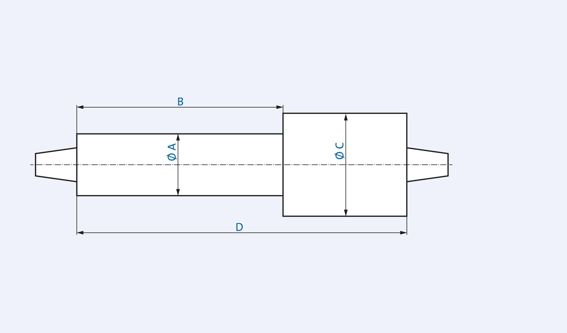 Spindeln_Bauform TK-L