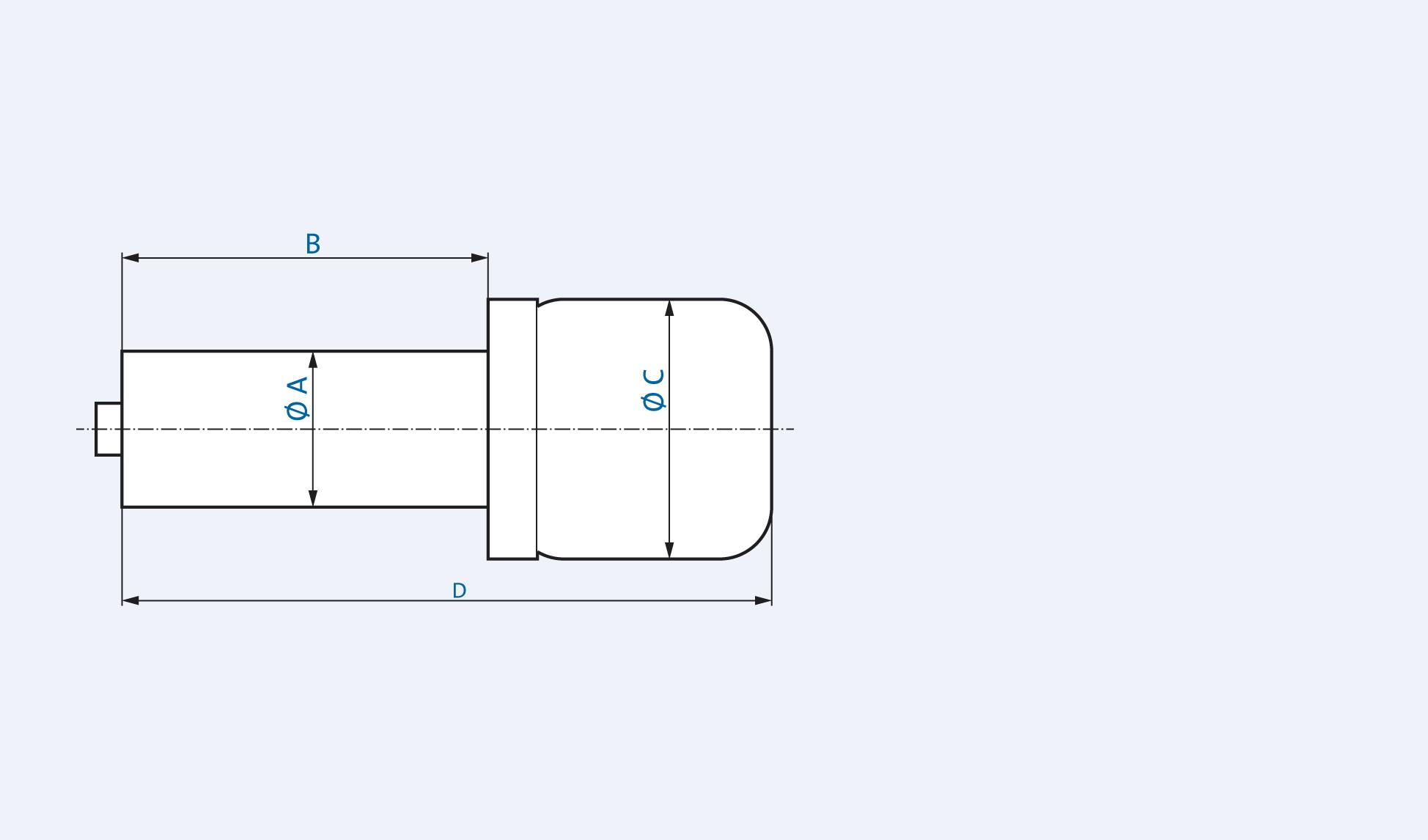 Spindeln_Bauform TK-M - TF-M