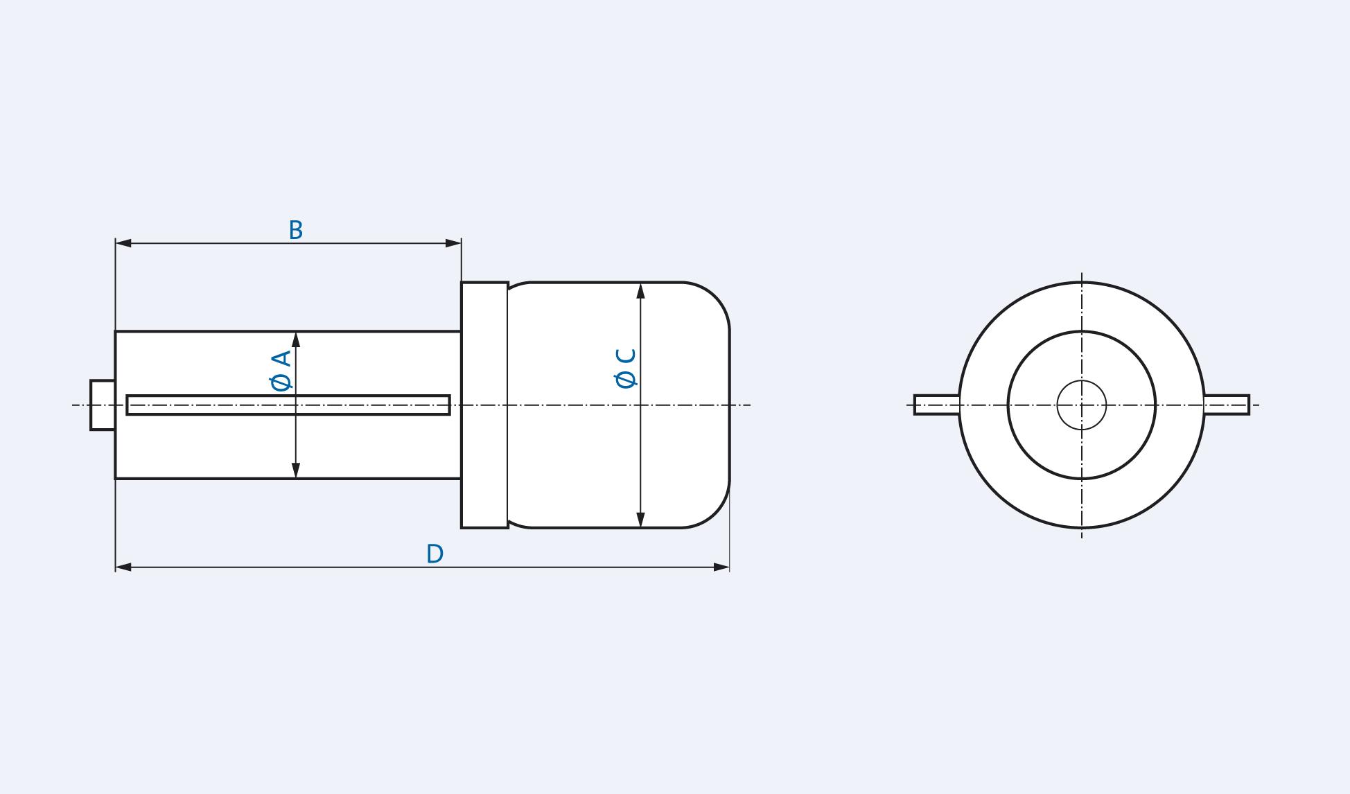 Spindeln_Bauform TL-M